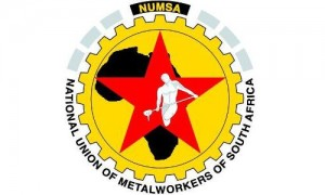 Continuing NUMSA strike action slows mining production
