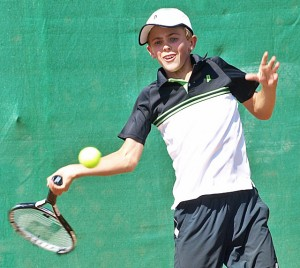 TOP SA PLAYER NAMED FOR ITF JUNIOR TENNIS TEAM