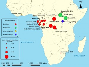 Latest News about the Ebola virus disease outbreak