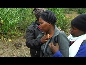 Mercy's sister - Elizabeth Ndou