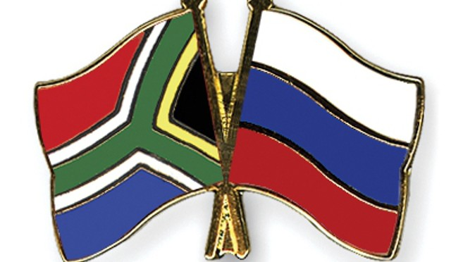 Russia, SA talk economic cooperation