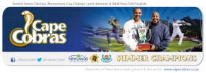 WESTERN CAPE CRICKET ANNOUNCES CLT20 SQUAD TO TRAVEL TO INDIA