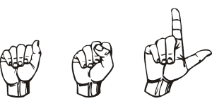 Sign language approved as first language