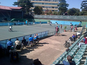 Top international wheelchair tennis action for South Africa