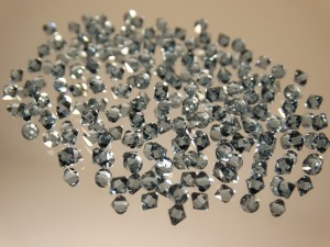 Polished Diamond Prices Slide in September