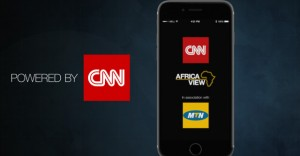 CNN International and MTN launch 'Africa View' news app