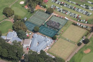 Irene Country Club venue for the Davis Cup by BNP Paribas Euro/Africa Zone Group 2 South Africa vs Luxembourg tie to be played from Friday 4 March to Sunday 6 March 2016.