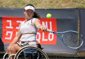 World number two Yui Kamiji shattered South Africa's last hope in the women's singles when she terminated Kgothatso 'KG' Montjane in a tightly-fought quarter-final contest at the Gauteng Open at the Gauteng East Tennis Complex in Benoni on Friday.