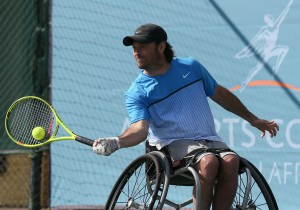 Former SA Open champion David Wagner dispatched world number four Andy Lapthorne from Britain 6-3 6-1 in their semi-final clash and will face world number one Dylan Alcott in Saturday's final at Ellis Park Tennis Stadium in Johannesburg.