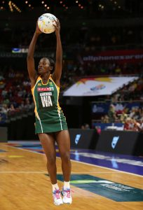 Vice Captain of the SPAR Proteas Bongiwe Msomi