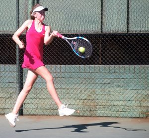 Unseeded Cara O'Flaherty of Gauteng Central continued her impressive run at the ITF Wanderers international junior tournament in Johannesburg on Wednesday. O'Flaherty beat unseeded Samantha Johnston also of Gauteng Central 6-3 6-4 in the quarterfinals to earn her spot in Thursday's semi-finals being played at the Wanderers Sporting Club.