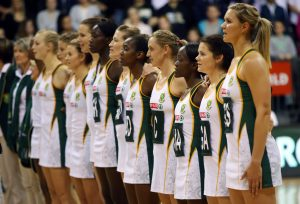 The SPAR Proteas ahead of their second game against the Silver Ferns of the Netball Quad Series in Hamilton, New Zealand. New Zealand beat the SPAR Proteas 65-46 on Wednesday.