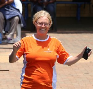 Wheelchair Tennis South Africa General Manager Karen Losch was named a finalist for the Women of the Year award alongside Faith Sibeko and Dumisani Chauke at the Gsport Awards nominees announcement on Monday at Melrose Arch.