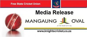 Sunfoil Provincial 3-Day/CSA Provincial One Day Competition: Boland vs. Free State