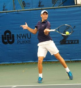 TENNIS: MAIDEN WINS FOR  SA JUNIORS AT POTCHEFSTROOM INTERNATIONAL