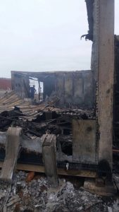 Read more about the article Government strongly condemn arson attacks on George School