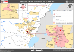 Ebola virus disease – risk of national and regional spread is very high: WHO