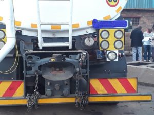 DIESEL THIEVES ARRESTED IN MPUMALANGA