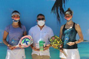 GAUTENG TEAMS DOMINATE TSA BEACH TENNIS NATIONAL CHAMPIONSHIPS