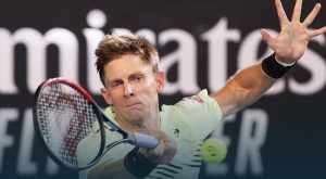 Read more about the article LLOYD HARRIS LANDS IN TRICKY SECTION OF ROLAND GARROS DRAW
