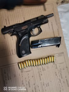 Read more about the article THREE SUSPECTS ARRESTED FOR BUSINESS ROBBERY IN GUGULETHU