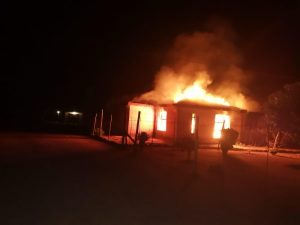 Read more about the article MANHUNT LAUNCHED AFTER FIVE HOUSES WERE TORCHED IN TSHILWAVHUSIKHU