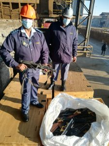 Read more about the article SAPS DESTROYS 24 901 FIREARMS, INCLUDING AMNESTY FIREARMS