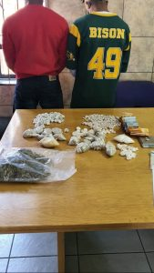 Read more about the article ALLEGED DRUG DEALERS ARRESTED AND DRUGS SEIZED
