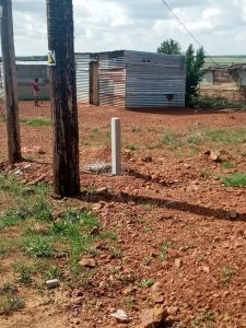 Read more about the article Department of Water and Sanitation completes a Sewer Project in Toevlug township